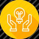 business, motivation, provider, skills, solution icon