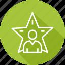 business, management, motivation, skills, talent icon