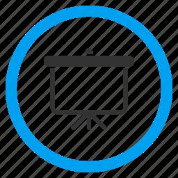 blank, display, empty screen, presentation, projection, show board, visual icon