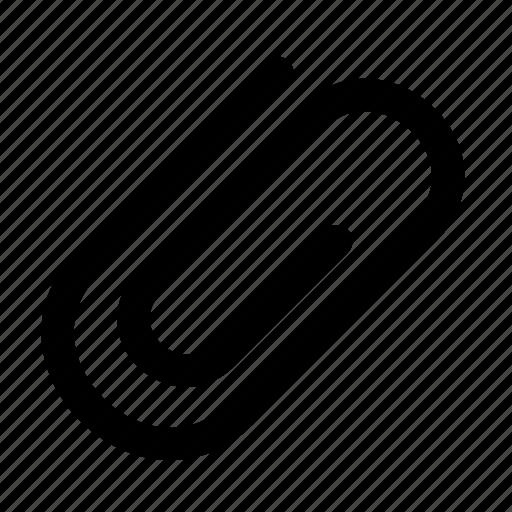 attach, attachment, business, download, file, office icon