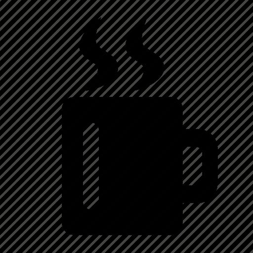 break, business, coffee, office, rest icon