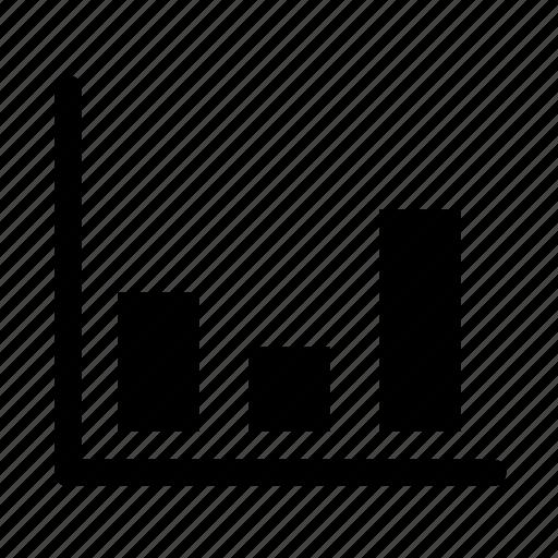 business, graph, office, profit, sales icon