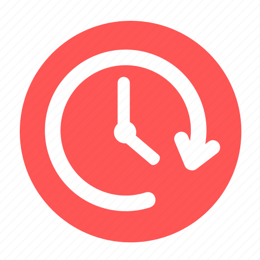 analysis, business, circle, office, quick, time icon