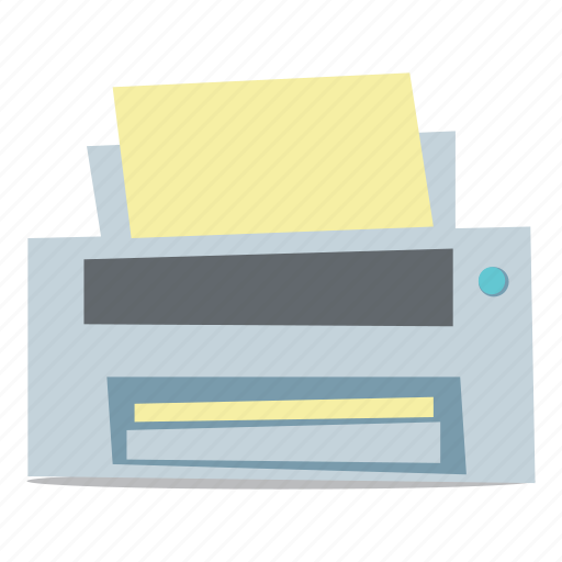 office supply, printer, printing icon