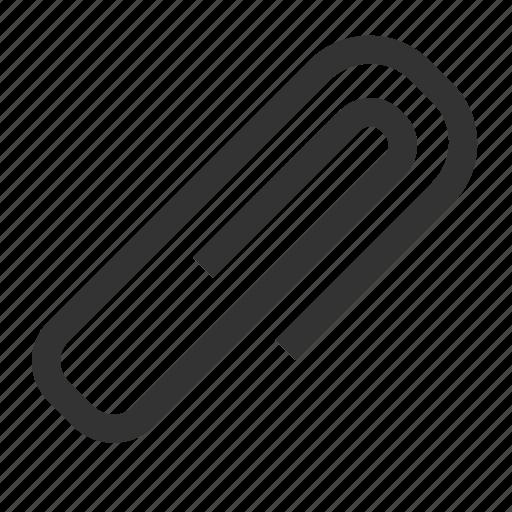 attach, attachment, clinch, clip, fastener, paper clip, paperclip icon