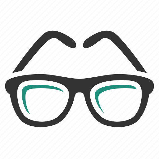 accessory, binocular, blind, explore, eye wear, eyeglasses, geek, glass, glasses, goggle, hipster, lens, magnifing, optics, spectacles, student, sunglasses, view, vision icon