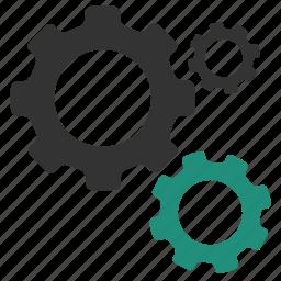 configuration, control, gear, machine, mech, mechanics, options, preferences, setting, settings, system, tool, tools, wheel icon