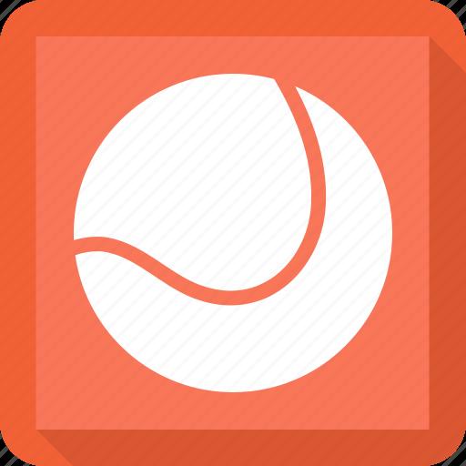 ball, dribble icon