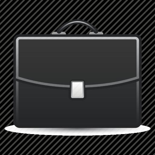 briefcase, office, portfolio icon