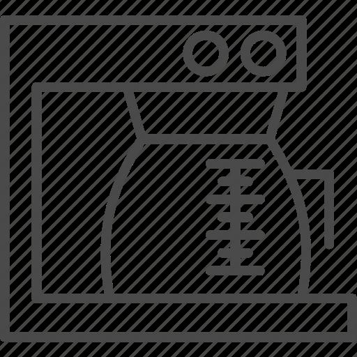 coffee, drink, kitchen, machine, maker, office, utensil icon