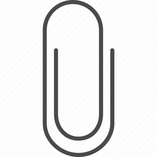 business, clip, office, paper, paperclip, pin, supply icon