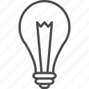 bulb, electric, electrical, idea, lamp, light, lightbulb