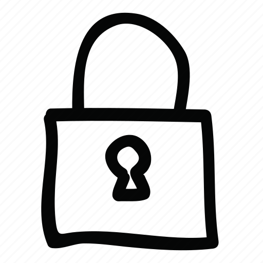 lock, locked, login icon icon