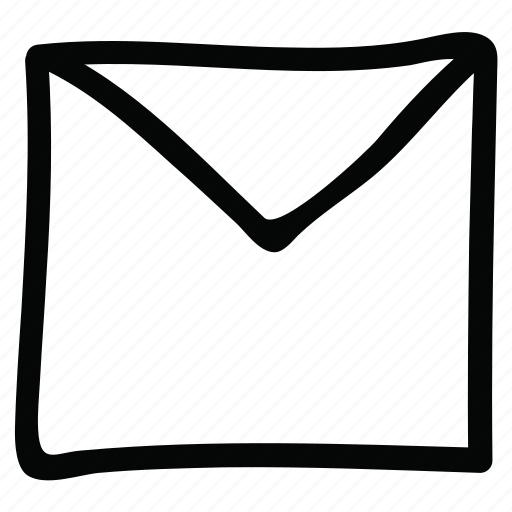 mail, message, new icon icon