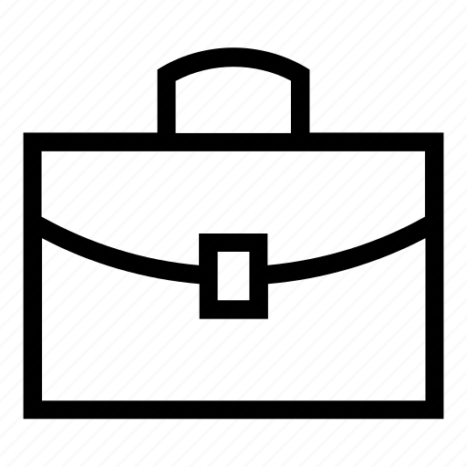 Briefcase, documents, handbag, office, papers, portfolio, suitcase icon - Download on Iconfinder