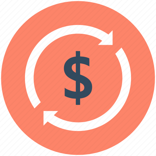 Currency, currency exchange, dollar, dollar valuation, foreign exchange icon - Download on Iconfinder