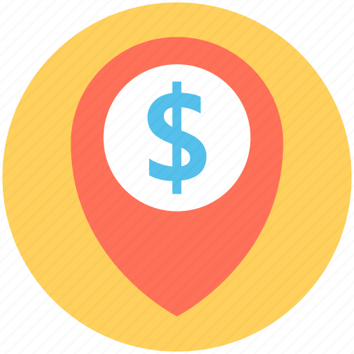 bank location, bank location pin, gps, map locator, map pointer icon