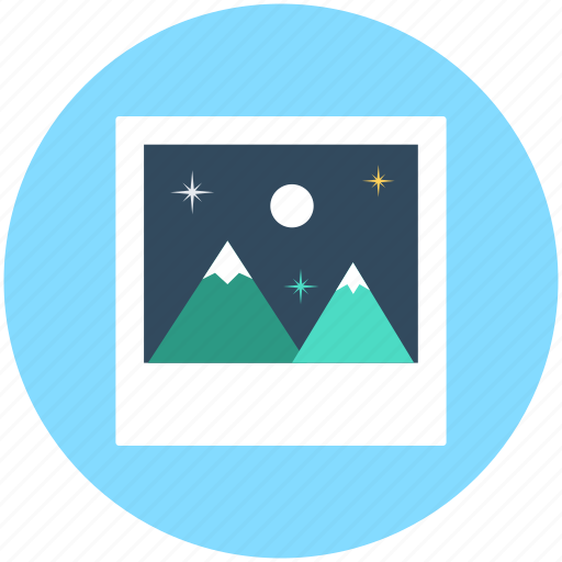 Image, landscape, photo, photography, picture icon - Download on Iconfinder