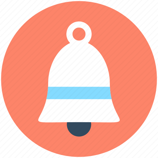 Alert, bell, hand bell, notification, ring icon - Download on Iconfinder