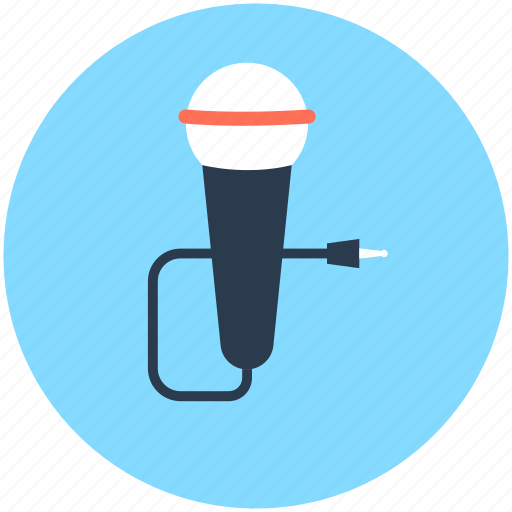 Audio, mic, microphone, music, sound icon - Download on Iconfinder