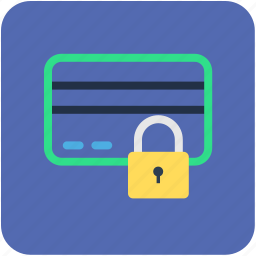 atm card, atm card security, atm pin, locked card, password protected icon