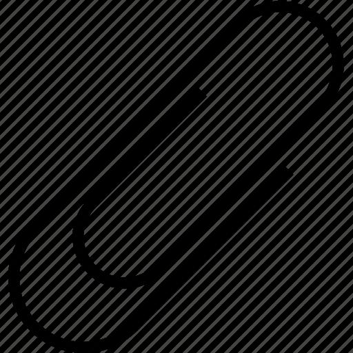 clip, paper clip icon