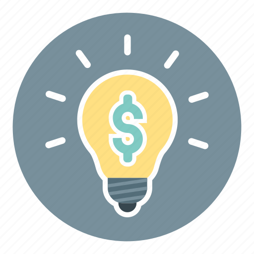 business, business idea, good idea, innovation, light bulb, office, thinking icon
