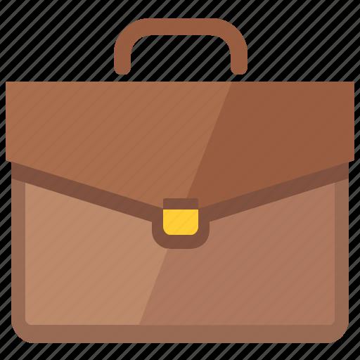 briefcase, portfolio, suitcase icon