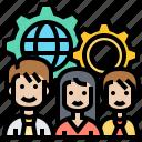 business, company, coworking, organization, teamwork