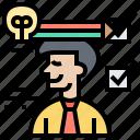 audit, idea, learning, progress, validate