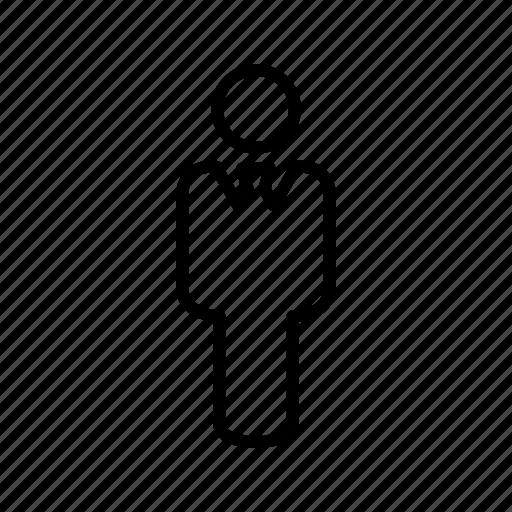 business, businessman, user icon