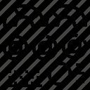 business, data, design, graphic, infographic icon