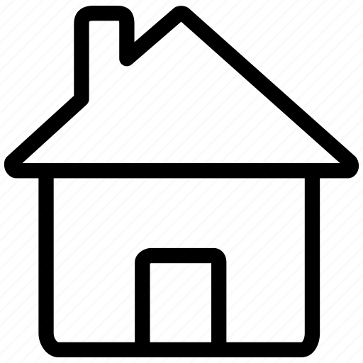 building, family, home, house, rental, residence, website icon