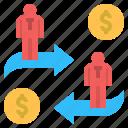 business, currency, exchange, finance, money, swap, trade