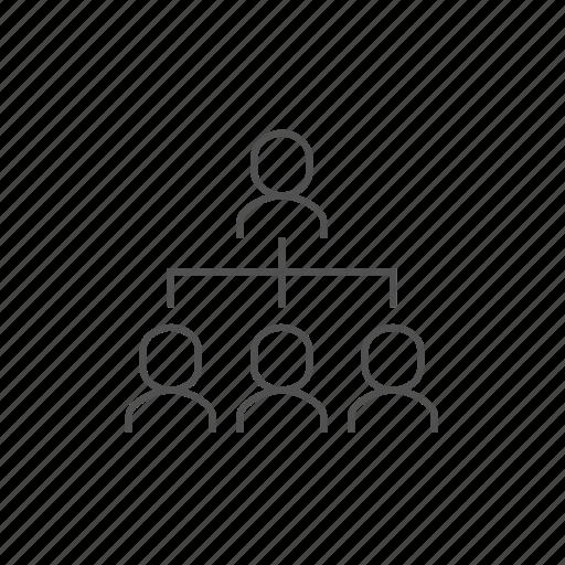 discussion, speach, teamwork icon