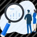 analysis, analytics, business, data, people, planning, statistics icon