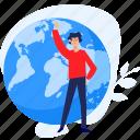 destination, global, globe, location, market, travel, world