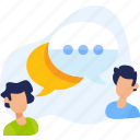 chat, communication, media, message, people, social, support