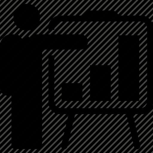 business, diagram, financial, tarifs icon
