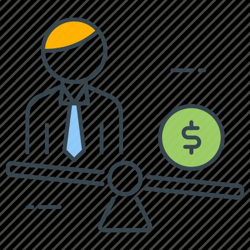 cashflow, finance, financial, high, income, money, profit icon