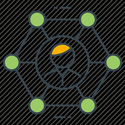 marketing, networking, seo, sharing, social icon