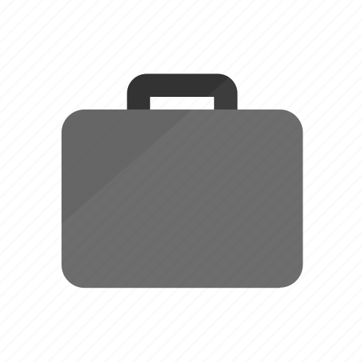 baggage, briefcase, business trip, businessman, carry on, suitcase, travel case icon