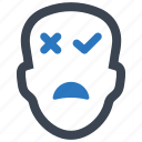 decision making, doubt, trouble, confusion icon