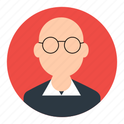 account, avatar, businessman, old, person, profile, user icon