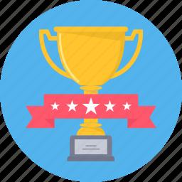 achievement, award, champion, championship, competence, prize, winner icon