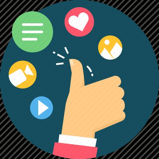 digital, digitalized, digitisation, digitization, market, marketing, promotion icon