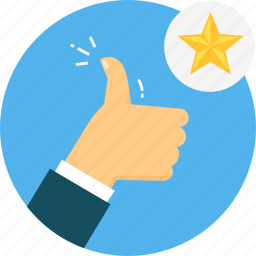 business, encouraging, good, rate, rating, star, top icon