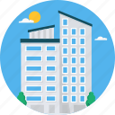 office, architecture, building, city, construction