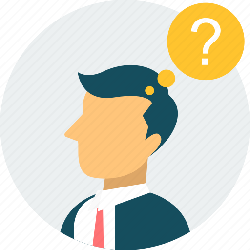faq, help, information, query, question, support icon