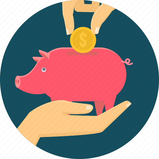 budget, finance, funds, invest, money, save icon